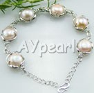 Fashion pearl jewelry $4.6 with coupon code Ay4716 on aypearl.com :  gemstone jewelry handmade pearl jewelry fashion jewelry pearl bracelet