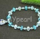Wholesale czech crystal bracelet