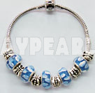 Wholesale charm colored glaze bracelet