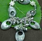 Wholesale crystal shell bracelet