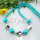 Wholesale Jewelry-turquoise necklace