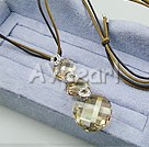 Wholesale Austrian Jewelry-austrian crystal necklace