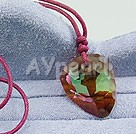 Wholesale austrian crystal strawberry pendant