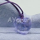 austrian crystal heart of ocean pendant