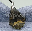 Wholesale Austrian Jewelry-austrian baroque crystal pendant