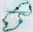 phenix stone turquoise necklace