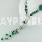 phenix stone pearl necklace