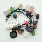 Wholesale Gemstone Jewelry-multi-stone braelet