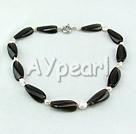 Wholesale coin pearl smoky quartz necklace