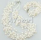 pärla smycken uppsättningar