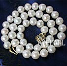 A-grade white pearl necklace