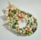 Wholesale Coloured Pearl Bracelet
