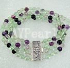 Wholesale fluorite bracelet