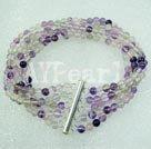 Wholesale fluorite bracelet