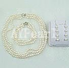 Wholesale pearl set