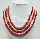 Wholesale coral pearl set