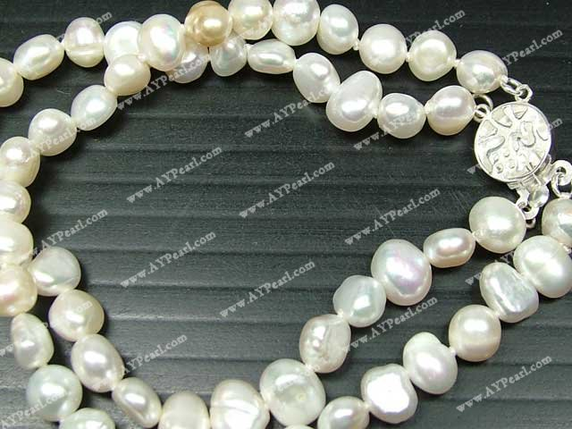 PEARL JEWELRY - WHOLESALE FRESHWATER PEARL BRACELETS, TWISTED