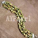 Wholesale pearl gem bracelet